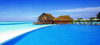 infinity pools. Anantara Dhigu Infinity Pool2 Pools