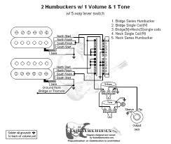humbuckers 5 way lever switch 1 volume 1 tone 01 2 Humbucker Wiring 2 humbuckers 5 way lever switch 1 volume 1 tone 01 2 humbucker wiring diagram