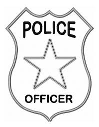 Small Picture Police Badge Colouring Pages New Coloring Page glumme