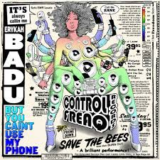 Review: <b>Erykah Badu's</b> phone-obsessed mixtape explores intimacy ...