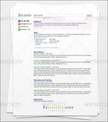 Free Cv Search Engines Professional Resume Templates