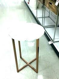 side tables round side table target marble top tables bedside small round side table
