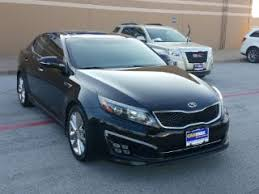 kia optima 2014 blacked out. Beautiful Out Black 2014 Kia Optima SXL For Sale In Irving TX In Blacked Out L