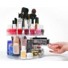 glam caddy organizer estic rotaring organizer rak kosmetik unik murah ng kayu glam caddy rotating cosmetic