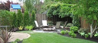 Big Estate Backyard PlanSmall Backyard Landscaping Plans