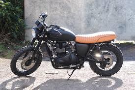 david beckham scrambler recreated motorbike writer