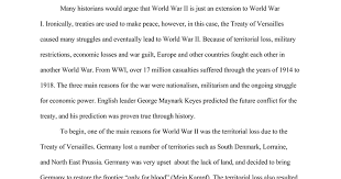 treaty of versailles mini q google docs