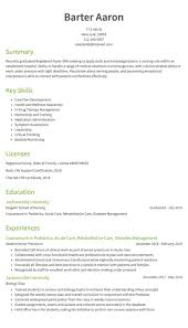 30 Nursing Resume Examples Samples Written By Rn Managers