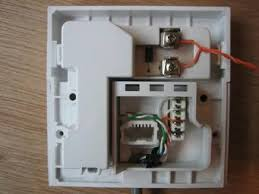 phone wall socket wiring diagram wiring diagram clipsal 30rj64smt modular socket 3 6 way 4 contact
