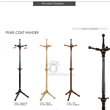 classic wood pearl swivel stand coat hanger coat rack hat hanger 11street malaysia coat racks hanger umbrella stand