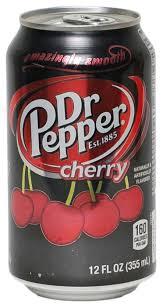 Купить <b>Газированный напиток Dr</b>. <b>Pepper</b> Cherry, США, 0.355 л по ...