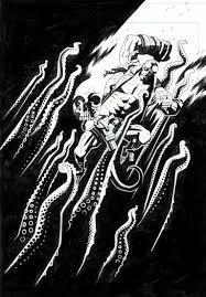 Graphitti Designs Hellboy Graphitti Designs Cover Art Mike Mignola In Han