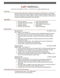 Sample Instructor Resume Resume Template Instructor Resume Example Free Career Resume Template 5