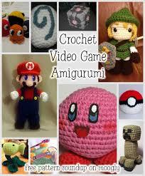 Amigurumi Crochet Patterns Enchanting 48 Fantastic Video Game Amigurumi Crochet Patterns