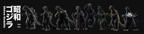 Godzilla Chart