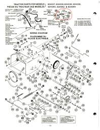 wiring diagram for sears lawn tractor images parts craftsman snow blower manual manuals and craftsman snow
