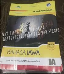 Alhamdulillah buku sastri basa sudah selesai disusun dan diterbitkan. Harga Bahasa Jawa Kelas 2 Sma Terbaru Juni 2021 Biggo Indonesia