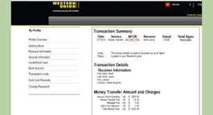 With Advice Financial Money Transfer To Expert How Western Union