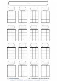 Soprano Ukulele Chord Chart Pdf Blank Ukulele Chord Paper Handy For Lefties Ukulele
