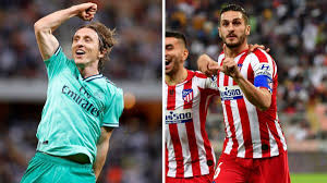 When is the Real Madrid – Atletico Super Cup final?