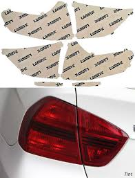 Toyota Sienna (11-17) Tint Tail Light Covers