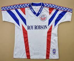 Authentic hansa rostock football shirts. 1997 98 Hansa Rostock Shirt Xs Football Soccer European Clubs German Clubs Other German Clubs Classic Shirts Com