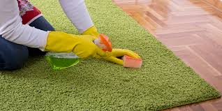 cleaning area rugs