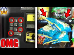 How To Get Free Food From A Vending Machine Stunning FREE FOOD AND DRINK VENDING MACHINE HACK YouTube