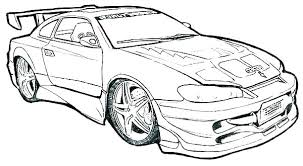 Cool Sports Car Coloring Pages Pdf Race Sheets Pictures Of Cars To