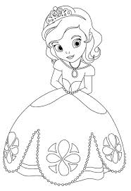 Doc Mcstuffins Coloring Page Coloring Pages For Kids