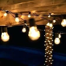 globe light outdoor string lights strings commercial grade best patio white pendant