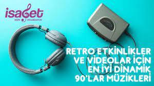 Retro Etkinlikler ve Videolar için En İyi Dinamik 90'lar Müzikleri  (Doksanlar Müzikleri ) - YouTube