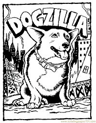 Small Picture Dog Puppy Coloring Page 26 Coloring Page Free Dog Coloring Pages