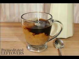 gather all your supplies pour fat free eated milk into carafe add 2 teaspoons of mexican