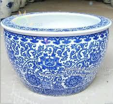 ceramic flower pots strikingly large ceramic garden pots flower size white ceramic flower pots