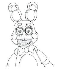 Crafty Inspiration Ideas Funtime Foxy Coloring Pages Five Nights At