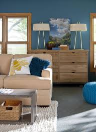 paint colors that go with oak trimBHG Style Spotters