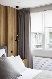 Brown Curtains Bedroom Bardot Grey