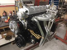 Red Line Freaky High Output 2F Engine Complete, TBI fuel injection, l6