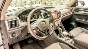 2018 volkswagen atlas interior. plain 2018 2018 volkswagen atlas interior with volkswagen atlas