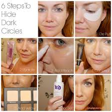 pack your bags how to hide under eye circles cover under eye circles beauty makeup tips