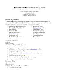 Office Manager Resume Professional Office Manager Resume Free