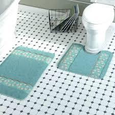 decorative bathroom rugs 2 piece bath rug set large