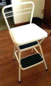 cosco retro step stool retro step stool antique step stool retro kitchen chair step stool antique