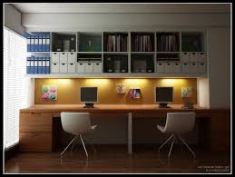 contemporary home office furniture. Home Design Surprising Two Person Desk Offices Ideas About Contemporary Office Furniture Regard To Offic A