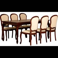 teak solid wood dining table chairs furniture singapore low furniture on carou