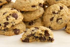 brown e baker chocolate chip oatmeal cookies cook diary