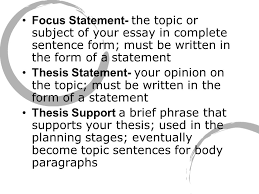 essay writing terms title the of your essay should capture 3 focus