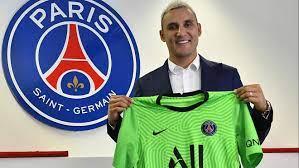 Ligue 1: Keylor Navas extends PSG contract until 2024