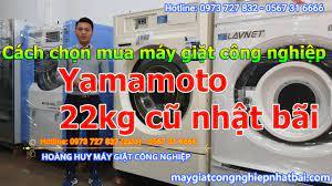 Máy sấy công nghiệp Sanyo 16kg cũ nhật bãi giá rẻ tại hà nội
